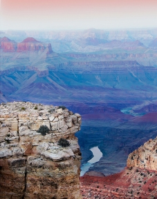 Sunset View from Lipan Point