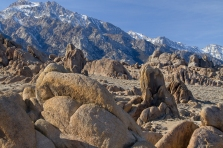 The Lay of the Land, Alabama Hills