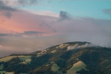 Bennet Valley Sunset