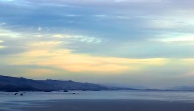 Coastline Blue