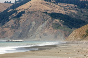 Lost Coast Beach, Mattole