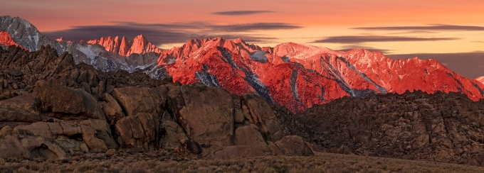 Mt-Whitney-Sunrise-Panorama