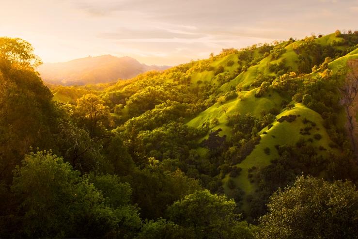 Sunset-Lake-Sonoma-Hills-2_12x18